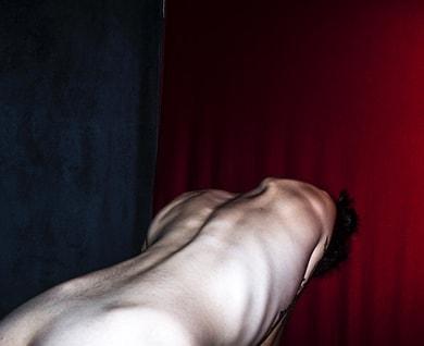 malta emotions contemporaryart charlesbalzan anxiousvision anxious raw anxiety photo_void brutal sweaty naked portrait contemporaryphotography fear body vulnerability nude
