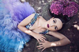canonphotography fashionphotography pursuitofportraits portraitphotography face beautyportrait hydrangea garden portrait sigma35mmart portrait_shots dress model makeup iddavanmunster editorialphotography purple tulle chotronette dreamy gown spring discoverportrait vintage nadjaberberovicphotography violet portrait_perfection