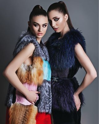 bowensflash editorialphotography fashionphotography nadjaberberovicphotography models furcoat fashion glamour squeezemagazine portrait makeup vamp retouch studio canonphotography colors portraitphotography style studiophotography fur fashioneditorial lookbook editorial squeezetalent