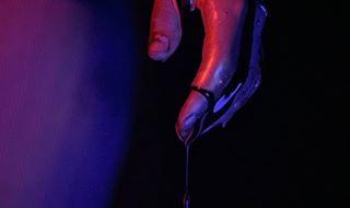 hand artshots red paintdrip creativelight cinematography nikonvideo paint rgb performanceart blackpaint human artistsofinstagram stlouis conceptualvideo filmmakers blue newart videographer nikonworld