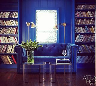 igdaily color interiors instagood home luxury instaluxe interiorphotography instadaily blue interiordesigner designer style velvet instadesign instadecor interiordesign library luxuryliving instastyle design repost instalike interior decoration luxe homedecor homedesign decor designinspiration