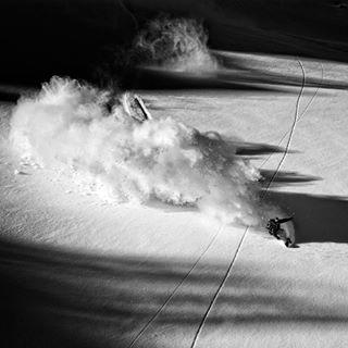 aesthetics blackandwhite everyday pow rbi19submission shred snowboarding snowboardphotography