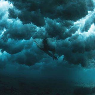 nikon thunderclouds splwaterhousing underwaterlove surfphotography