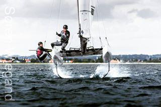 aarhus2018 flying pilots sorenwiegand sailing photos foiling photo photography photooftheday sail