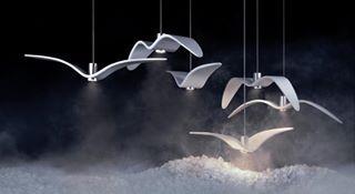 handmade nikon tanasis product photoshoot nightbirds birds design brokis photoshop sigma tanasisphoto fomei glass light lights