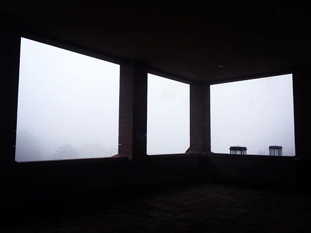 abandoned abandonedplaces blue creepy dusk fog foggy hikaricreative lensculture lonely lost mothernature nature outofthephone sadness stone stonecold weather