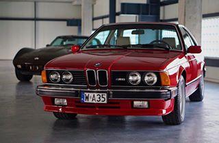 m88 bimmer classiccar warsaw bmw poland meister c3 6series beauty usa corvette e24 vette german stacjaklasyki chevrolet m6 s38b35 bayerischemotorenwerke youngtimer