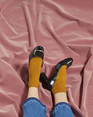 accessory artdirection bethnalgreen broncolor denim editorial fashionphotography fashionshoot footwear heels legs model nikon productphotography setdesign shoes studio59 style surealism vegan velvet