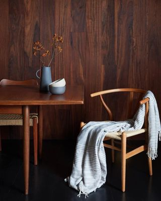 production stylish london design style styling photographer photography diningroom table profoto newyear wishbone wishbonechair chair ceramics ceramic panelling panels throw stilllifephotography stilllife interiorinspiration interiorphotography interiorphotographer interiors interior interiorstyle