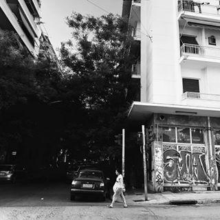 bw mood streetphotography athens iphoneographers iphone iphonephoto blackandwhite notonlybeautiful street greece hdr city