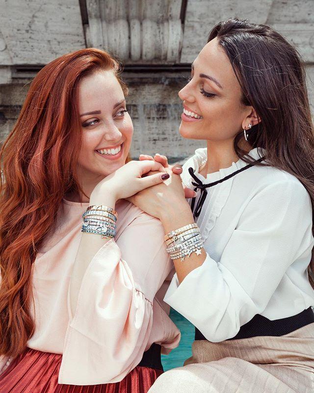jewels girls pink rome prettylittleiiinspo