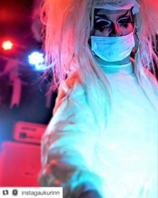 horrordragqueen hospitalrealness drag nurserealness dragqueen repost sosick halloweendrag horrordragshow horrordrag halloween nurse realness dragsugur