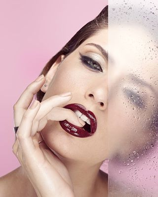 woman nouveaucosmetics beautyphotography wetlook cosmeticbrand cosmeticadv makeupartist modelagency divalook glossy italianbrand vintagestyle adv makeupbrands diva italianmakeup cosmetics redlips