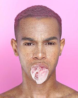 portraitphotographer summer modeltest lofficiel fresh texture pink frecklesmakeup portraitmood portrait freckles bigbabol cosmeticadv beautyphotography malemodel nudemakeup highendretouch mulattos retouchingacademy modelagency lofficielmagazine