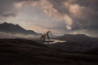 georgelogan landscapes logan advertisingphotographer landscapephotography hortonstephens otherworlds iceland conceptualphotography photographer london landscapelover onewhitechair georgeloganphotography