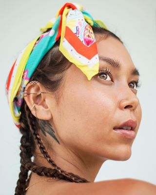 mua portrait portraiture profile coco beauty eartattoo bali friend ootd makeup natural fashion inspiration model tattoo