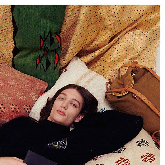 setdesign setdesignassistant cushions lomography setdesigner photography rugs hairartists vintage backpack makeupartist model styling pullover trousers