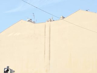 architecturephotography picoftheday📸 urbanphotographer minimal_shots instagoodshot citylandscape semafori blueskyblue trafficlights blucielo scatti_italiani trieste_street streetartcities archiloverz