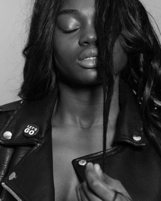 gblack freedom italy paris love blackandwhite beauty portrait fashion model ghana bepositive becurious beyourself beawoman beawesome bestrong