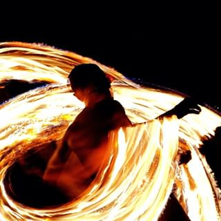 longexposure fire photography streetart thailand photographer visualartist performance