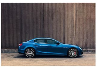 car denmark maserati🔱 harbor maserati automotivephotography 35mm blue auto canon