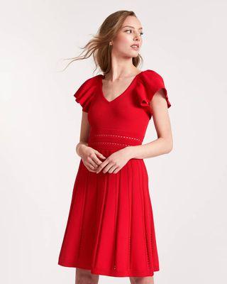 instaphoto dress red shooting estudio ecom fotografo fotografomadrid photoshoot ecommerce