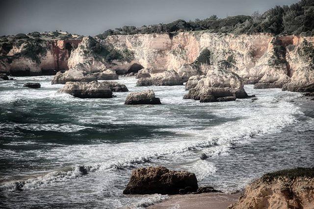beach illusion artistsoninstagram rock immagination lifestyle art landscape landscapephotography myart vintage mylifestyle portugal travel cultur expressionism coast photography ocean visualart
