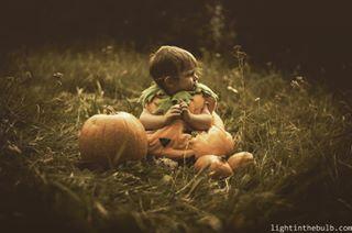 autumn kidsphotography pumpkin