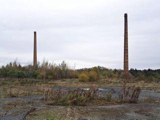documentary photography lanscape oberlausitz industrial coal architecture germany archeology lausitz