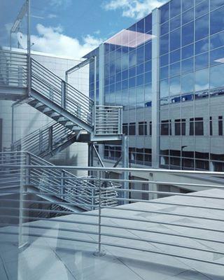 architecture blue airport morning ciampino