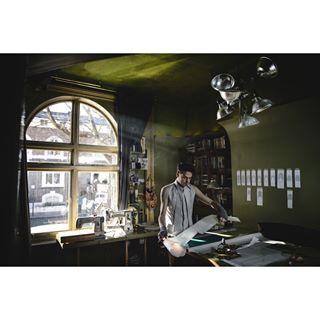 art artist artistsathome chiswick cigar city designer fashion fashiondesigner home homestudio london openhouse photo photography portrait shepherdsbush smoke studio