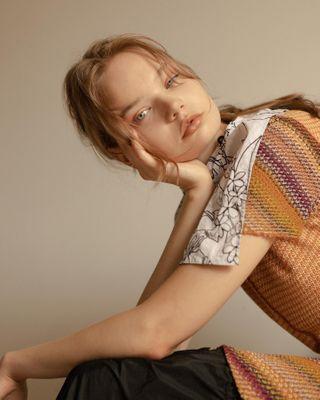 newfaces fashionphotographer fashioneditorial canon canonuk dazedkorea dazed dazedandconfused maggieontherocks