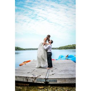 cherrytrailsphotography weddingphotography bythesea whataview candidphotography blueskies