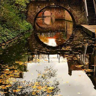 canales clempass foto hertogenbosch holanda paisaje photo reflexion