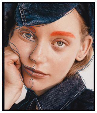 eyebrowns closeup carhartt naturallight hasselblad makeup carharttwip womenempowerment hasselbladx1d beauty face portrait