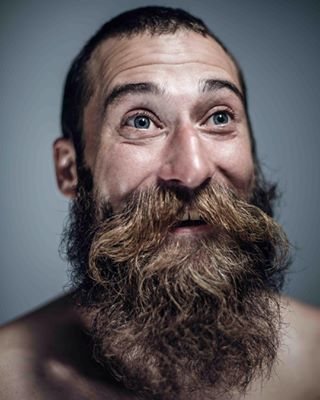 people portrait beard man special