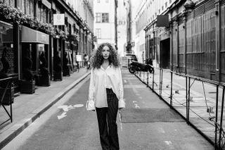 photography beauty lifestyle bw street portrait sarahmangeret