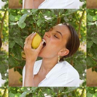 healthyfood lemonade girls