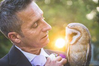 birdsofprey norfolk love happy owl animals photography groom bigday wedding