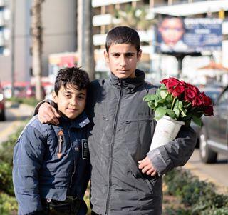 peace photography lebanon syria war helprefugees refugeescrisis child picoftheday flowers beirut everydayrefugees syrianrefugees breadwinner refugees backtosyria love