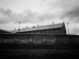 photography analogphotography utrecht wolvenplein mamiya blackandwhite devrijewolf wolvenpleingevangenis