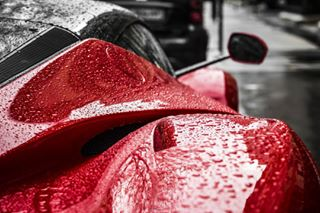beast beautiful ferrari italian italianbeauty laferrari lovecars paris plazaathenee red v12