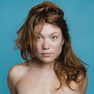 eyes face look model naturalbeauty nude portrait portraitphotography studiophotography tb
