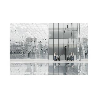 abstractart art artgallery contemporaryart danikaravan fineart gallery katowice kunst modernart not reflection silesianmuseum