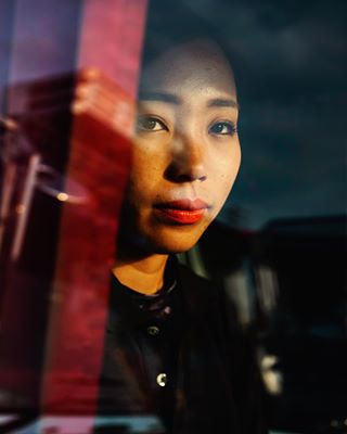 womandriver dumptruck gambatte work persistence longterm personalproject shikoku truck japan underground subculture gambarimasu dekotora woman