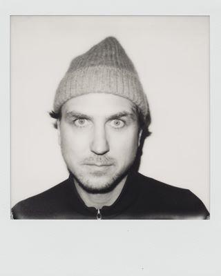 artistportrait larseidinger aachen polaroid portrait thomasweidenhaupt
