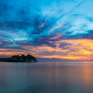beauty islands longexposure maldives paradise sunsets