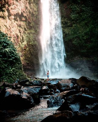 dreamplaces collectmoments traveltip travelinspiration visitindonesia waterfall baliwaterfall bali chasingwaterfalls travelinspo travel indonesia nationalpark collectmomentsnotthings traveler travelspirit baligasm visitbali distantplaces nature nungnungwaterfall