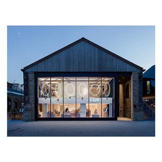 cos coaldropsyard architecturephotography londonarchitecture cosstores london moon architecture paulcocksedge framemagazine