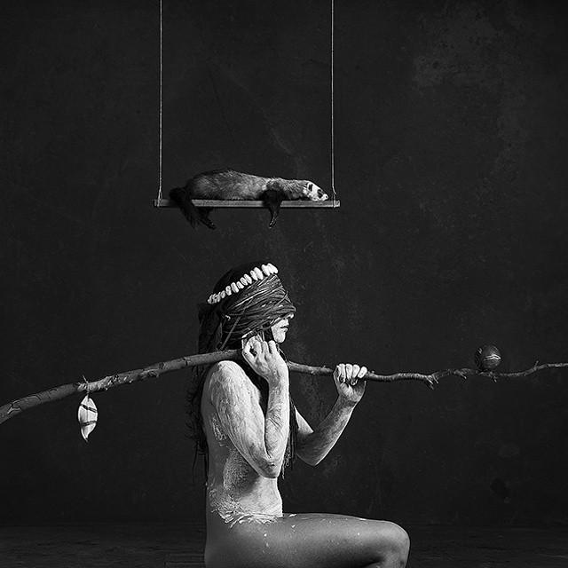 surrealart woman art surreal